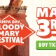 Sunday Bloody Sunday | Tampa Bay Bloody Mary Festival | May 3rd, 2015