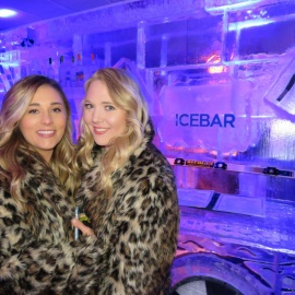 ICEBAR | The COOLEST Bar With Even COOLER Drink Specials!