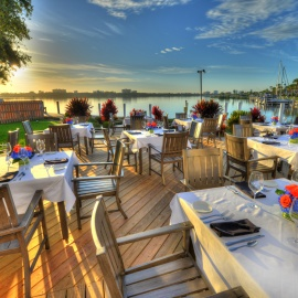 Restaurants on the Water in Daytona Beach