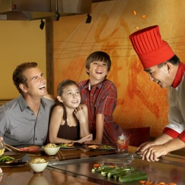 Benihana, Orlando | Japanese Steak, Seafood, Sushi and More
