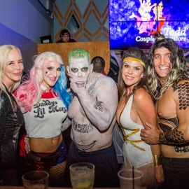 6th Street Halloween Parties in Austin