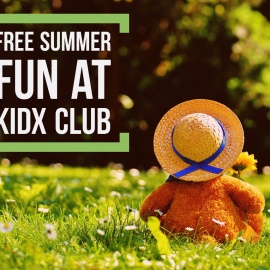 X Marks the Spot for Kid's Summer Fun in Tampa
