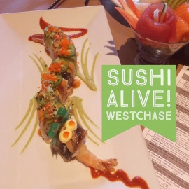 Craving Sushi? Sushi Alive in Tampa Consistently Satisfies