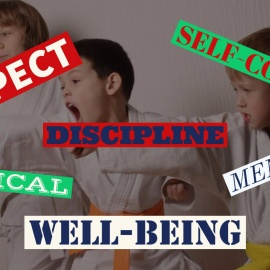 After School Program Teaching Kids Respect in a Fun Way