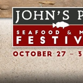 John's Pass Famous Seafood Festival Set To Be Best Ever