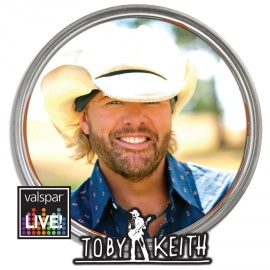 Things To Do Tampa Bay | Toby Keith to Headline Valspar LIVE