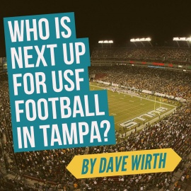 Who is Next Up for USF Football in Tampa