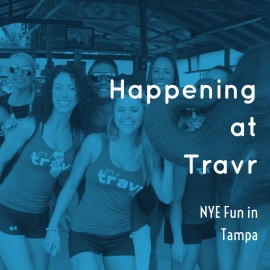 Happening at Travr | Group Travel for Young Adults | NYE Fun