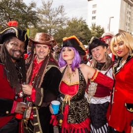 Gearing Up for Gasparilla: Where to Buy Pirate Style