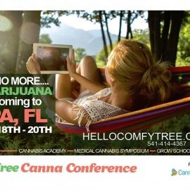 Tampa's Cannabis School, Symposium & Career Fair begins November 18th!