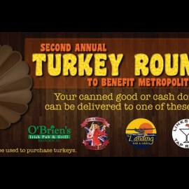 2.5 TONS of Turkeys Donated to Feed the Homeless of Tampa