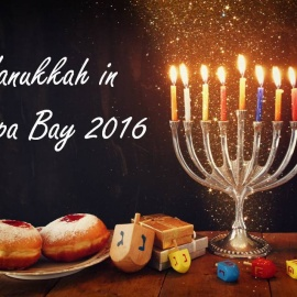 Hannukah Events- Tampa Bay