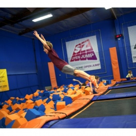 Get Soaring At Sky Zone International Drive
