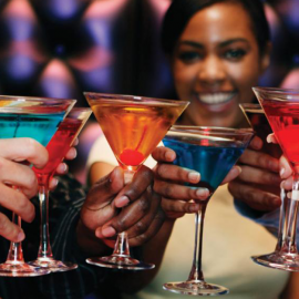 Free Drinks, Music and More at New Happy Hour Concerts