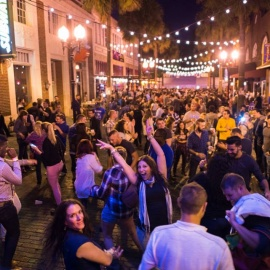 Best Parties on Thanksgiving Eve In Orlando