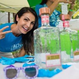 Tequila! Margarita Fest 7 Takes Over Wall Street Plaza