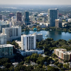 Orlando Ranked No.2 As Most Fun Cities In America in 2016
