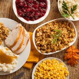 Thanksgiving Buffets in Orlando to be Thankful For This Holiday