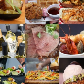 Satisfy Your Inner Foodie At the 9th Annual Food and Wine Fest!