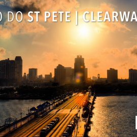 Fun Things to Do in St. Pete Clearwater this March | It's Spring Break