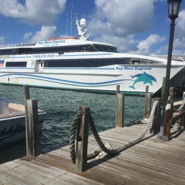 Getting There Is Half The Fun With Key West Express!