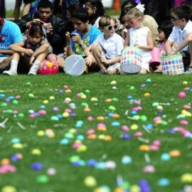 Easter Egg Hunts In Orlando Worth Searching For
