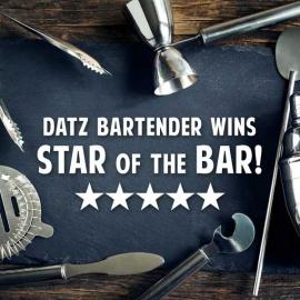 Datz Tampa Bartender Wins Star of the Bar Regional in Miami
