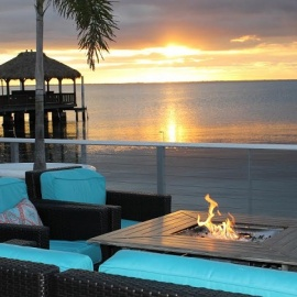 Dining Solo in Tampa - a Top Ten Business Travel Destination