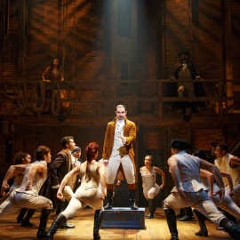 813area Spotlight | 'Hamilton' is Coming to the Straz in Tampa