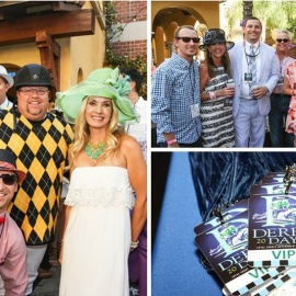 Get Down And Derby During The 10th Annual Derby Day Event At Ember Orlando
