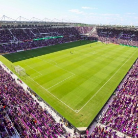 New Orlando City Stadium Hosts 2018 World Cup Qualifier