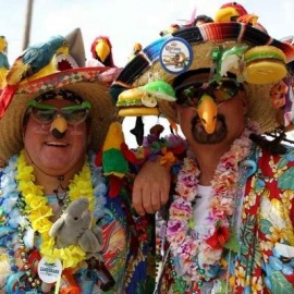 If You Like Piña Colada's And Jimmy Buffet, Head To The Parrothead Party On Church Street