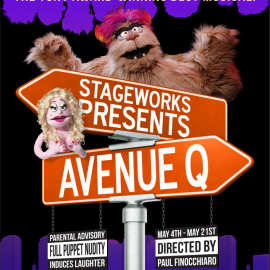 Avenue Q is a Fun, Must See, Puppet-Filled Comic Trip