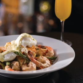 Jazz Up Mother's Day With Brunch at Eddie V's Prime Seafood