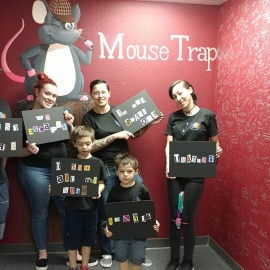Can YOU Escape from the Mouse Trap?