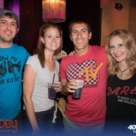 Rewind And Recap 80's Night At The Abbey Orlando