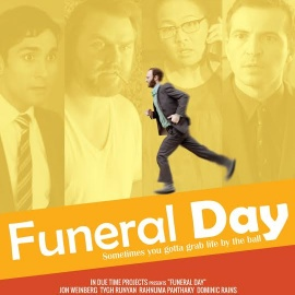 Austin Revolution Film Festival: Jon Weinberg's 'Funeral Day' Brings the Existential Comedy