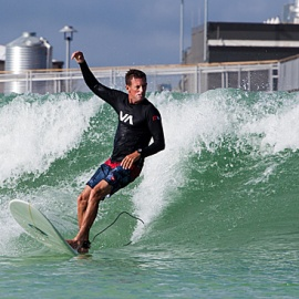 Surf's Up at Austin's NLand Surf Park!