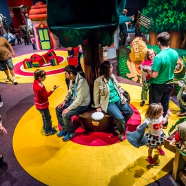 Be A Superhero At The Orlando Science Center This Week