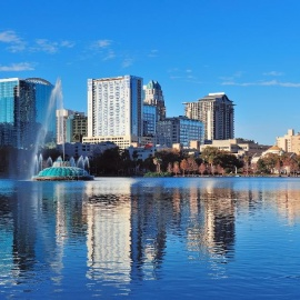 Orlando Ranks 2nd For Fastest Growing Cities in 2017