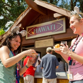 Wine And Dine At The Epcot 2017 International Food And Wine Festival