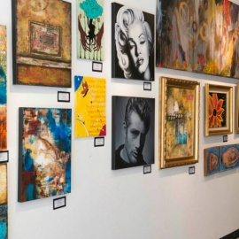 Support The Arts And A Great Cause With Mels BGC Sensory Overload Charity Art Show