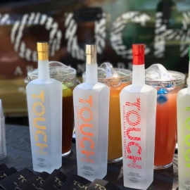 Simple Summer Cocktails Made With Touch Vodka