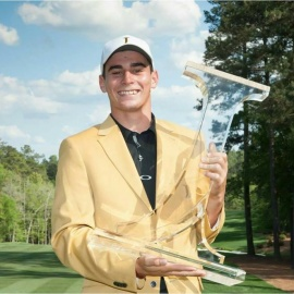 World's Best Amateur Golfer Headed To USF