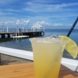 Beach Offers $3 Margarita's as They Prep for Margarita Wars