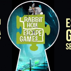 Rabbit Hole Escape Games: fun escape room experience in Tampa Bay
