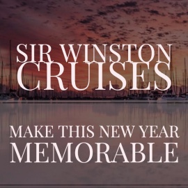 Stylishly Sail into 2017 with Sir Winston this NYE
