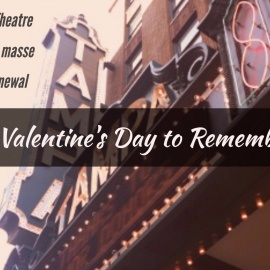 Tampa Theatre Romances with Vow Renewals on Valentine's Day