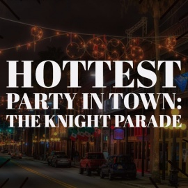 Why This Knight Parade is the Best in Tampa