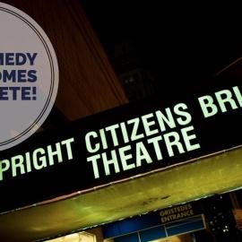 Upright Citizens Brigade Returning to the Palladium Theatre
